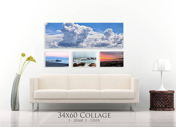Photograph - Panoramic Display - Example C by Gene Parks