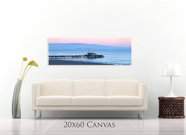 Photograph - Panoramic Display - Example A by Gene Parks