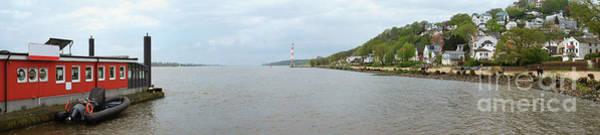 Photograph - Panoramic View Of Blankenese by Marina Usmanskaya