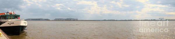 Photograph - Panoramic View Of Elbe by Marina Usmanskaya