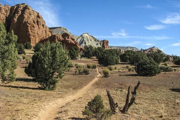 Photograph - Panoramic Vista Kodachrome Basin by NaturesPix