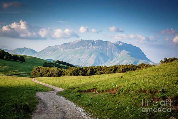 Pyrography - Mountainscapes 3 by Arnaldo Tarsetti