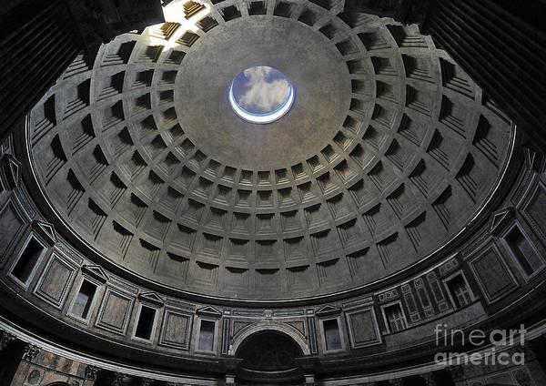 Pantheon Wall Art - Photograph - Pantheon by Alessandro Matarazzo