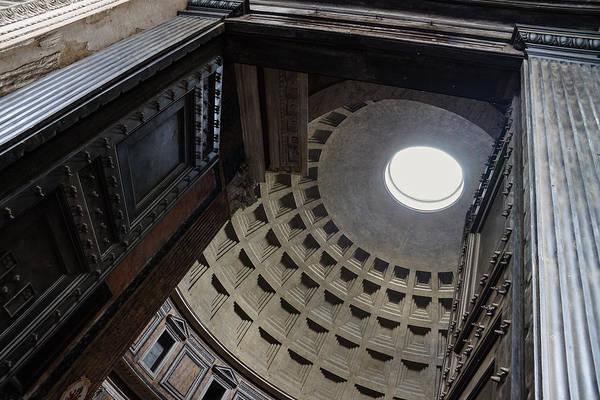 Photograph - Pantheon by Georgia Mizuleva