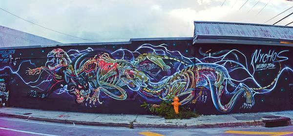 Hammer Head Shark Wall Art - Painting - Panther by Alexandra Horta