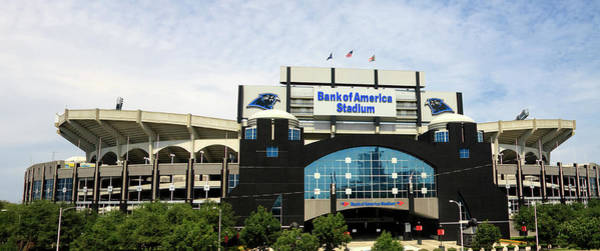 Photograph - Panther Stadium Panorama by Jill Lang