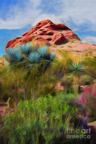 Photograph - Papago Dreams by Jon Burch Photography