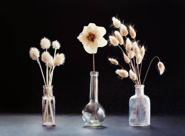 Photograph - Paper Flowers by Sue Collura