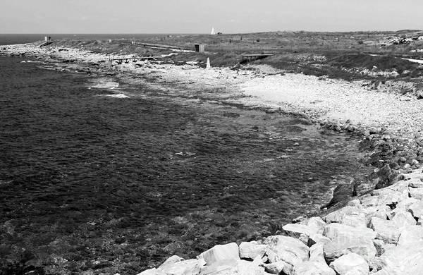 Wall Art - Photograph - Paphos Beach by John Rizzuto