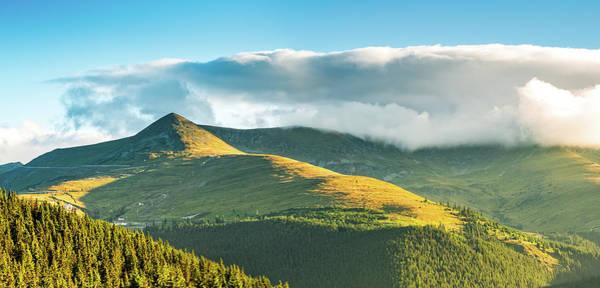 Photograph - Papusa Peak by Mihai Andritoiu