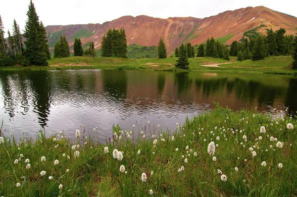 Photograph - Paradise Basin by Steve Stuller