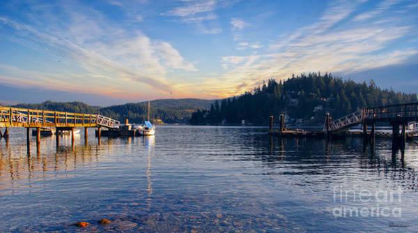 Photograph - Paradise Bay Sunrise C2 by Ricardos Creations