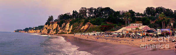 Photograph - Paradise Cove Evening by Joe Lach