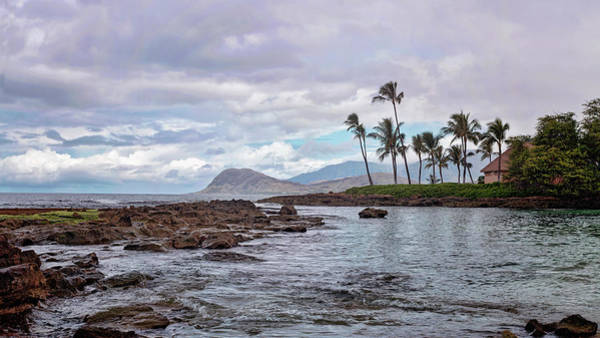 Photograph - Paradise Cove Lagoon by Heather Applegate