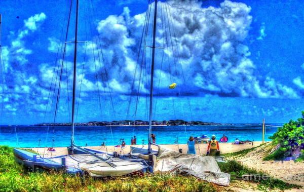 St. Maarten Photograph - Paradise by Debbi Granruth