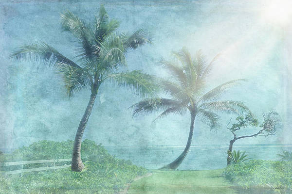 Digital Art - Paradise Found by Ramona Murdock