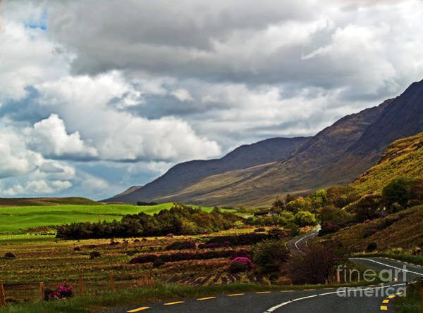 Paradise In Ireland Art Print