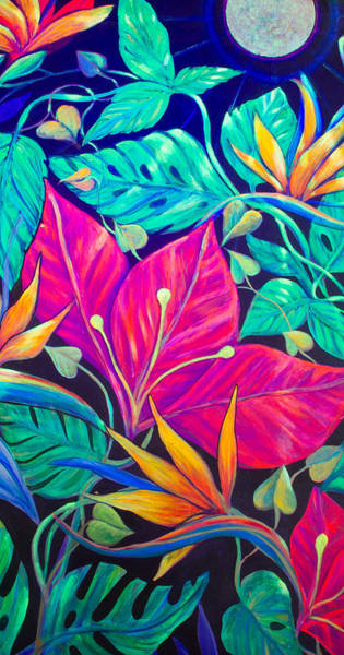 Wall Art - Painting - Paradise In Tinajas #2 by Sue Beck-Ryan