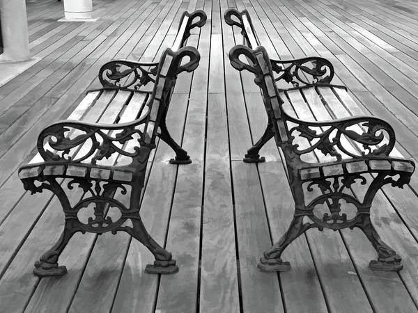 Photograph - Parallel Positions by Lynda Lehmann