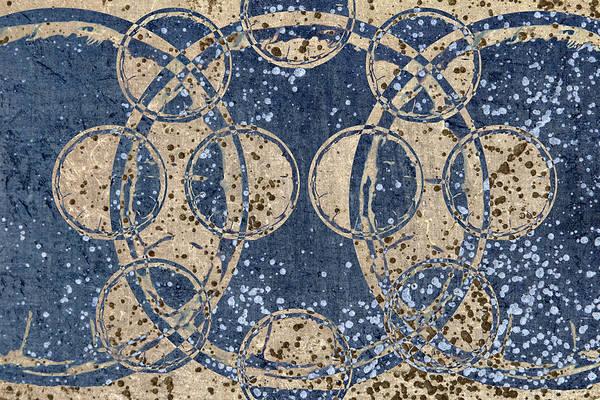 Batik Wall Art - Photograph - Parallel Universes 01 by Carol Leigh
