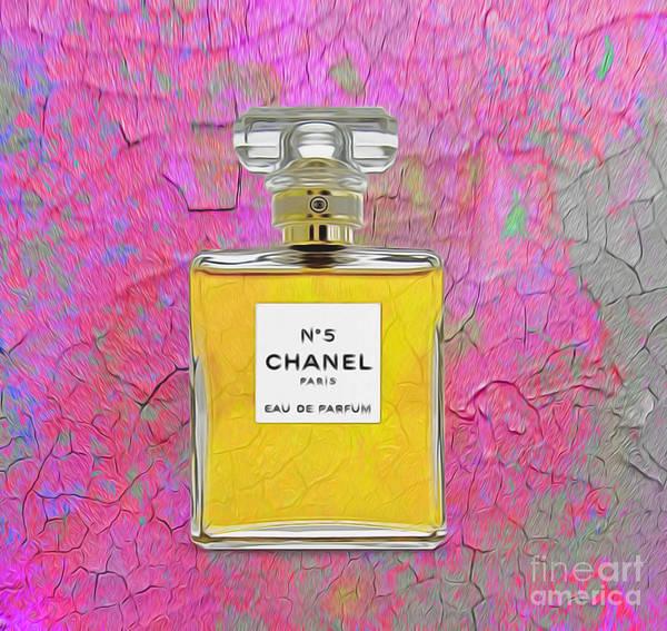 Essence Digital Art - Parfum by Beverly Guilliams