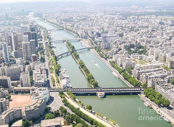 Photograph - Paris by Andrea Anderegg