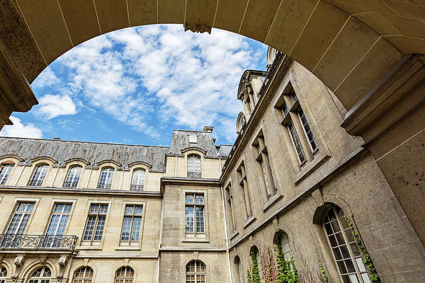 Wall Art - Photograph - Paris Arch by Melanie Alexandra Price