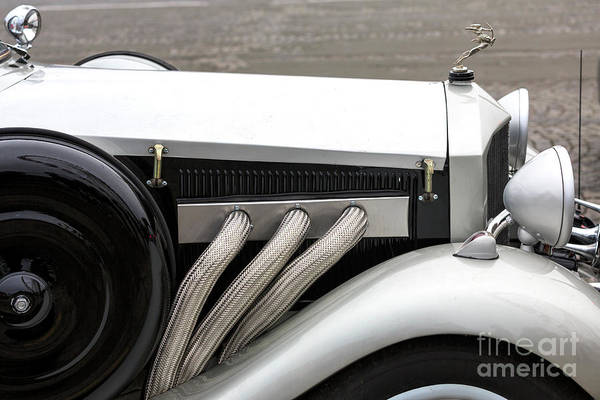 Photograph - Paris Classic Rolls-royce by John Rizzuto