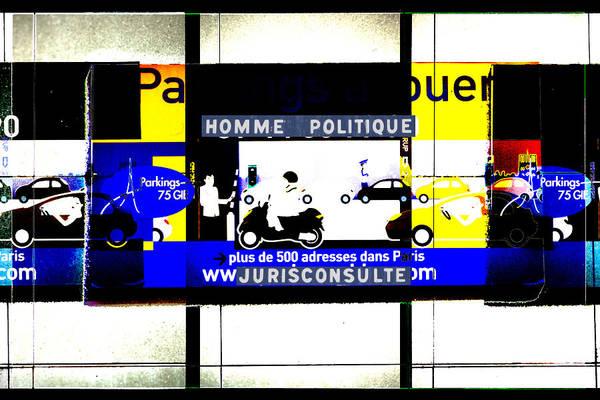 Wall Art - Photograph - Paris by David Ridley