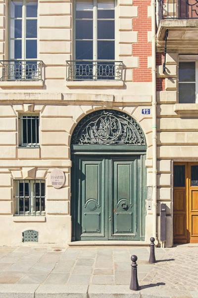 Wall Art - Photograph - Paris Doors No. 12 by Melanie Alexandra Price