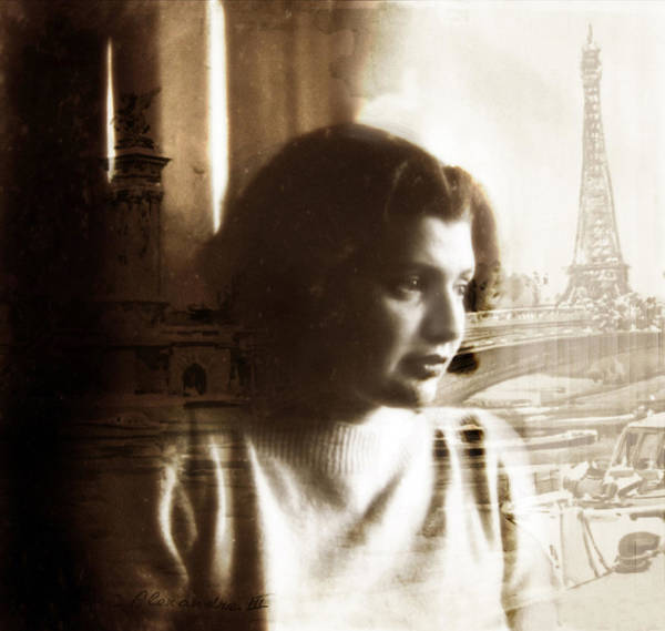Photograph - Paris Dreams by Jessica Jenney