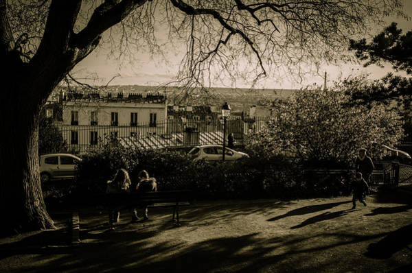 Photograph - Paris In The Spring by Miguel Winterpacht