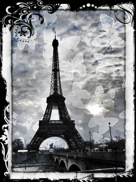 Photograph - Paris by Marianna Mills