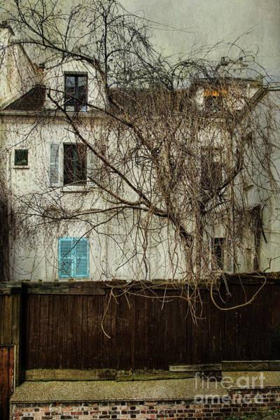 Photograph - Paris Montmartre  by Elena Nosyreva
