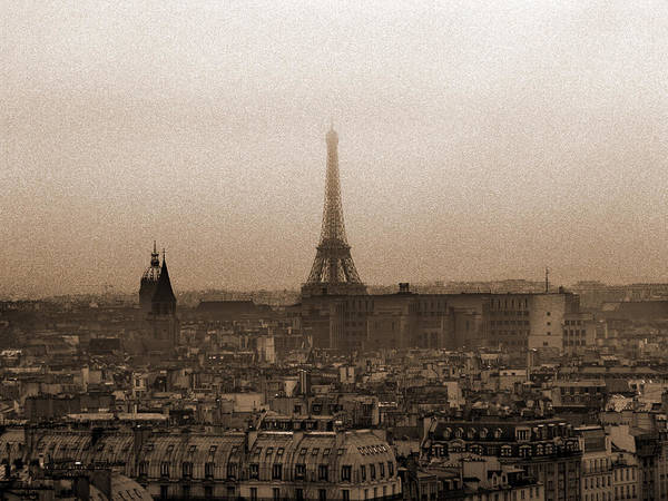 Photograph - Paris Of Yesteryear II by Mark Currier