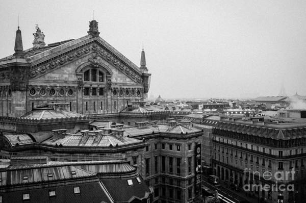 Photograph - Paris Opera House by M G Whittingham