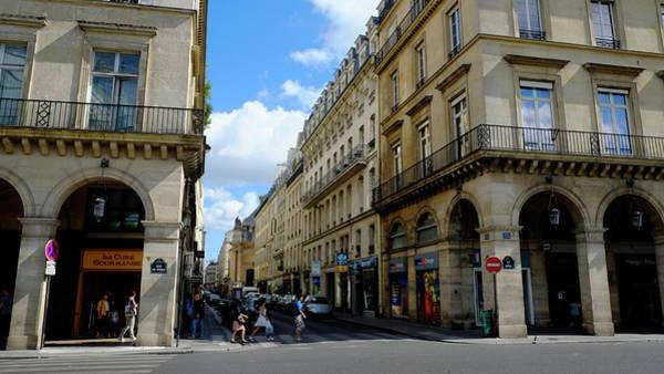 Photograph - Paris Pedestrians by August Timmermans