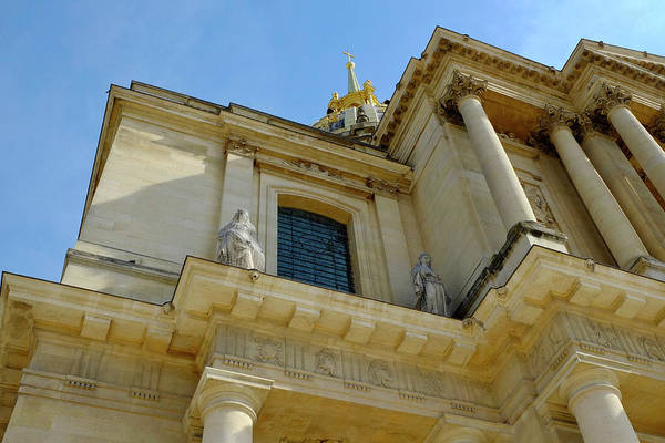 Photograph - Paris Royal Chapel by August Timmermans