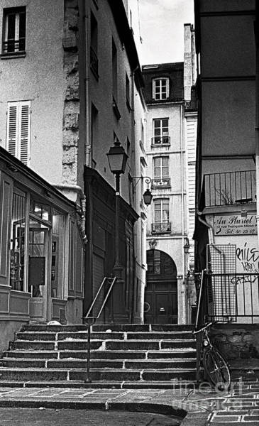 Wall Art - Photograph - Paris Stairs by Madeline Ellis