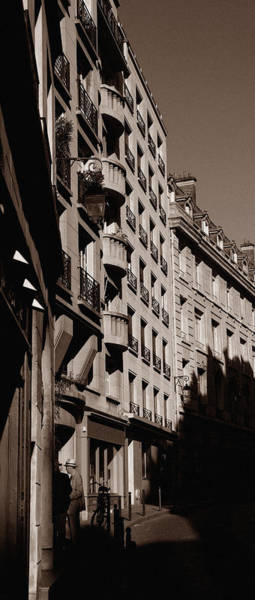Photograph - Paris Streets 1 by Andrew Fare