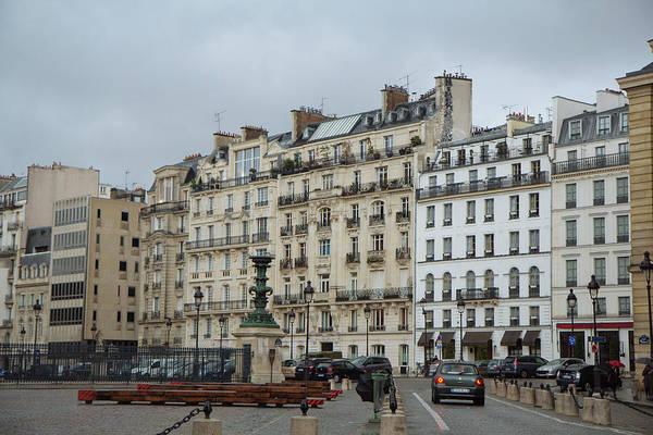 Wall Art - Photograph - Paris Streets by Anna Grinvalde