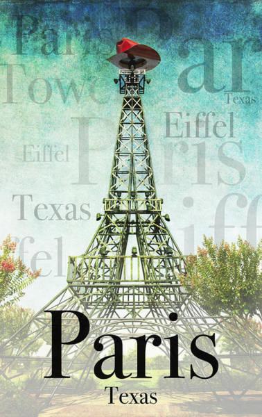 Photograph - Paris Texas Style by Jeff Mize