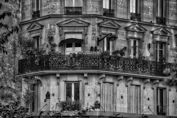 Photograph - Parisian Apartment by Ingrid Dendievel