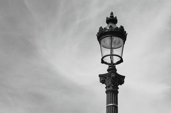 Photograph - Parisian Light by Helen Northcott