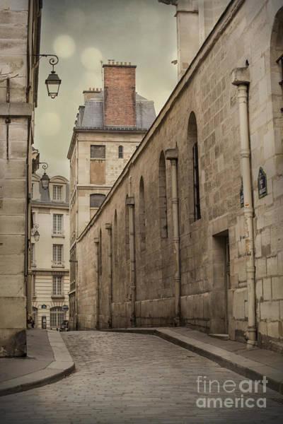 Photograph - Parisian Street by Juli Scalzi