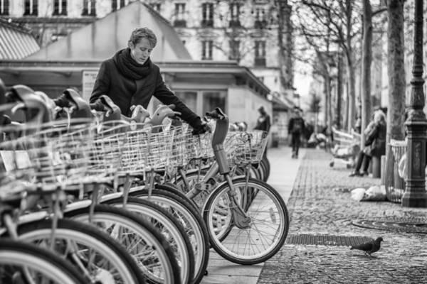 Photograph - Parisien by Pablo Lopez