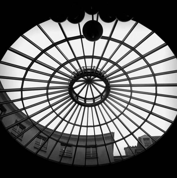 Galeries Lafayette Photograph - Parisscope by Karen Schepartz