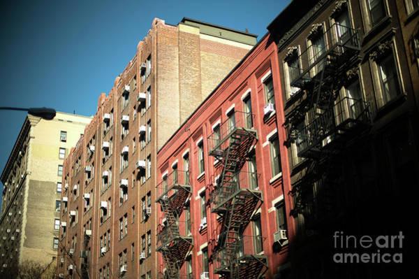Photograph - Park Avenue Colors by John Rizzuto