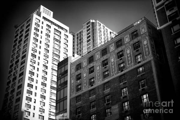 Photograph - Park Avenue Giants by John Rizzuto