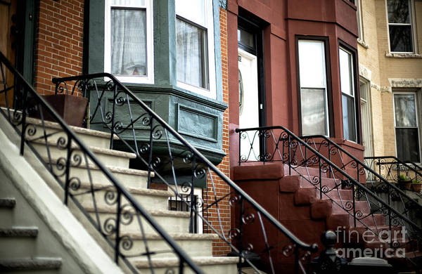 Wall Art - Photograph - Park Slope Designs by John Rizzuto